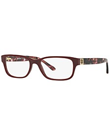 TY2067 Women's Rectangle Eyeglasses
