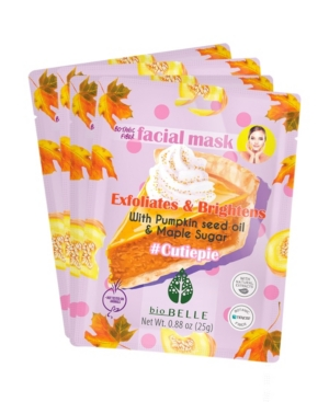 Seed Oil Sugar Maple Extract Face Mask Set of 4 Mask