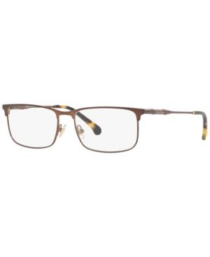 BB1046 Men's Rectangle Eyeglasses