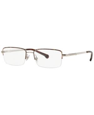 BB1035 Men's Rectangle Eyeglasses