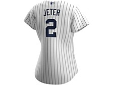 New York Yankees Women's Official Replica Jersey - Derek Jeter