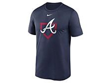 Men's Atlanta Braves Icon Legend T-Shirt
