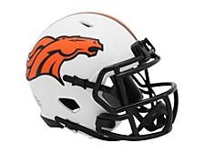 Denver Broncos Speed Lunar Eclipse Alt Mini Helmet