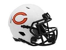 Chicago Bears Speed Lunar Eclipse Alt Mini Helmet