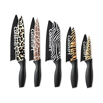Cuisinart 10-Piece Animal Print Cutlery Set
