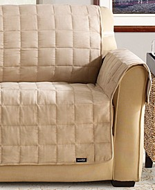 Soft Faux-Suede Waterproof Pet Slipcover Throw Collection