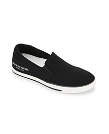 Women's Kam Stripe Slip On Wear in This Together Sneakers