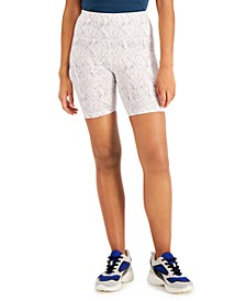 INC Bike Shorts Collection