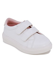 Toddler Girls Double Strap Sneakers
