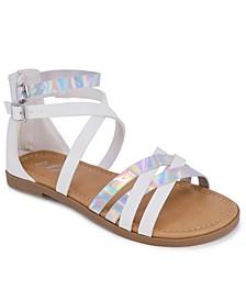 Little Girls Gladiator Sandals