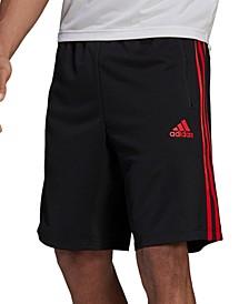 "Men's PrimeBlue Designed 2 Move 10"" 3-Stripes Shorts"
