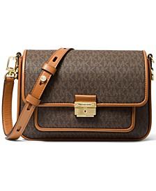 Bradshaw Medium Signature Messenger Bag