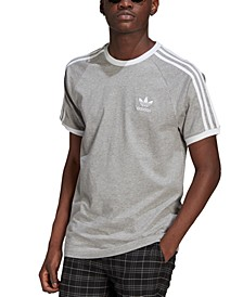adidas Men's Originals 3-Stripes Cali T-Shirt