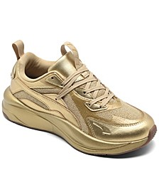 Women's RS-Curve Casual Sneakers from Finish Line