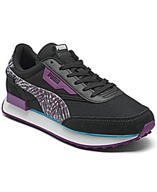 Women's Future Rider Play On Running Sneakers from Finish Line