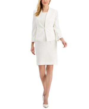 Stretch Crepe Dress Suit