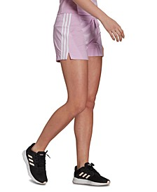 Women's Pacer 3-Stripes Woven Shorts
