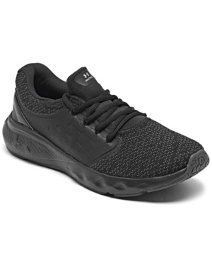 Under Armour WOMEN'S CHARGED VANTAGE KNIT RUNNING SNEAKERS FROM FINISH LINE