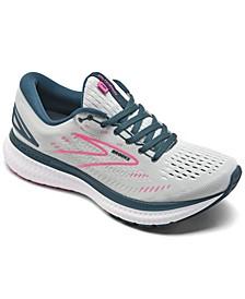 Women's Glycerin 19 Wide Width Running Sneakers from Finish Line