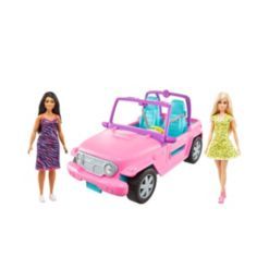 Barbie And Friend Vehicle
