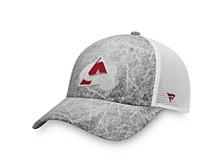 Authentic Headwear Colorado Avalanche Ice Field Trucker Cap
