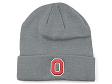 Ohio State Buckeyes OSU Basic Cuff Knit