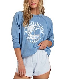 Women's Keep Tryin Sweatshirt Top