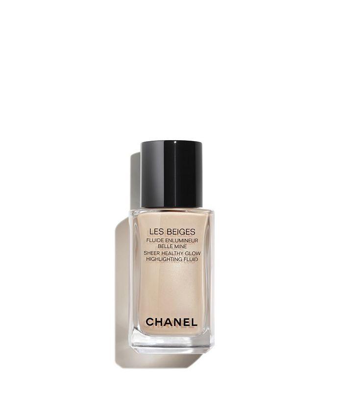 CHANEL - LES BEIGES Sheer Healthy Glow Highlighting Fluid, 1-oz.