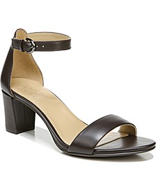 Vera Ankle Strap Sandals TRUE COLORS