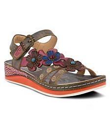 L'Artiste Women's Goodie Slingback Sandals