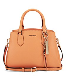 Rose Jet Set Satchel