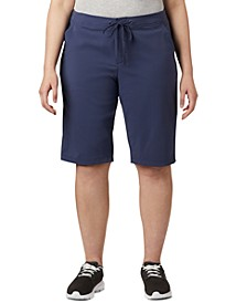 Plus Size Anytime Outdoor Long Shorts
