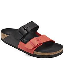 Men's Arizona Split Two-Strap Sandals from Finish Line