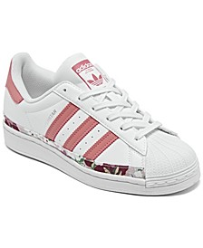 Big Girls Her Studio London Superstar Casual Sneakers from Finish Line