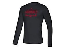 Louisville Cardinals Men's Practice Long Sleeve T-Shirt