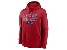Boston Red Sox Men's Club Fleece Hoodie