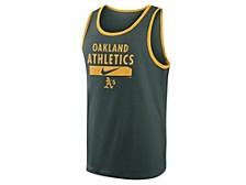 Men's Oakland Athletics Wordmark Tank