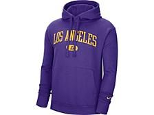 Men's Los Angeles Lakers Heritage Essential Hoodie