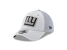 New York Giants Rubber Front Neo 39THIRTY Cap