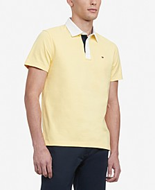 Men's Classic-Fit Ed Rugby Polo