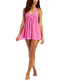 Halter Babydoll Nightgown, Created for Macy's