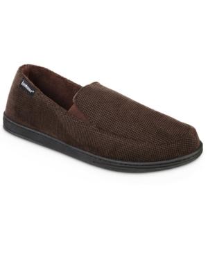 Men's Mini Box Cord Luke Moccasin Slippers