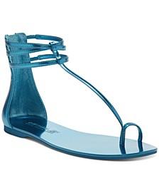 Aminah Abdul Jillil for INC Cebrena Toe-Loop Sandals, Created for Macy's