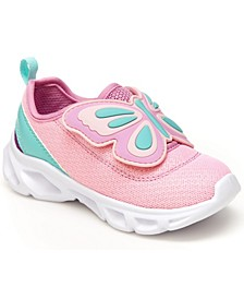 Toddler Girls Lighted Sneaker