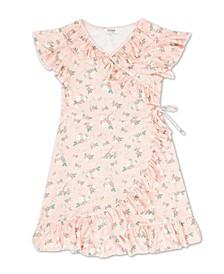 Little Girls Floral Dress