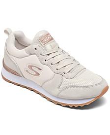 Women's OG 85 - Gold'n Gurl Walking Sneakers from Finish Line