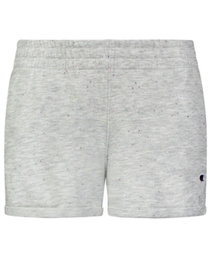 Champion BIG GIRLS SPECKLE FRENCH TERRY SHORT