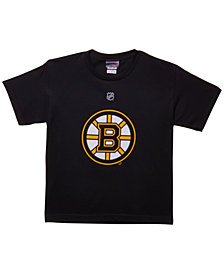 Reebok Kids' Short-Sleeve Zdeno Chara Boston Bruins Player T-Shirt