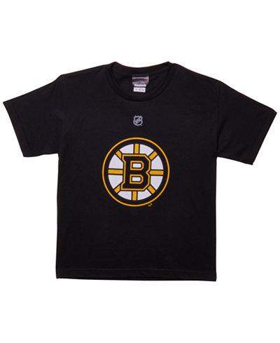 Reebok Kids' Short-Sleeve Zdeno Chara Boston Bruins Player T-Shirt