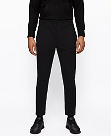 BOSS Men's Relaxed-Fit Tracksuit Bottoms